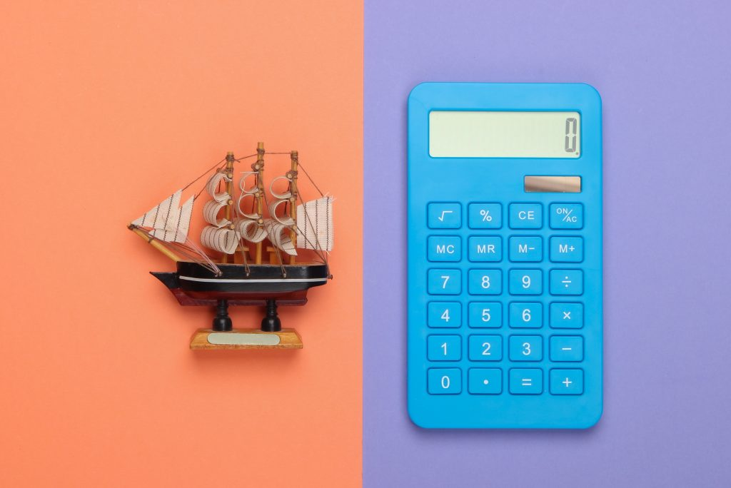 cost calculator yacht running costs boat management boat running cost